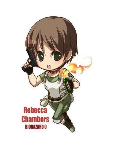 《K.O.小拳王》 Rebecca