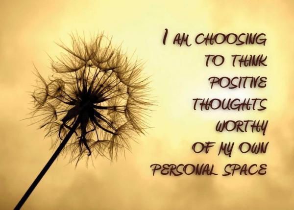Choosing Positive Attitute
