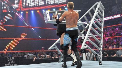 Christian vs. Alberto Del Rio - Extreme Rules 2011