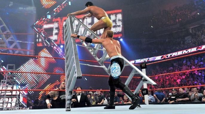 Extreme Rules 2011 Rio Extreme Rules 2011