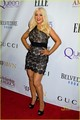 Christina @ Mary J. Blige Honors konsiyerto