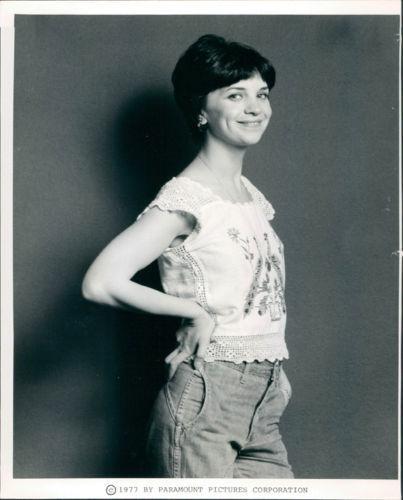 Cindy as Shirley Feeney