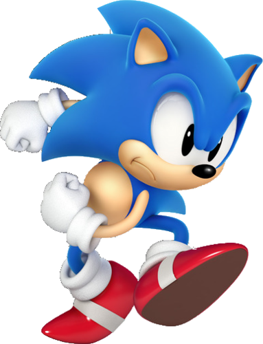 Classic Sonic in 3D!!!!
