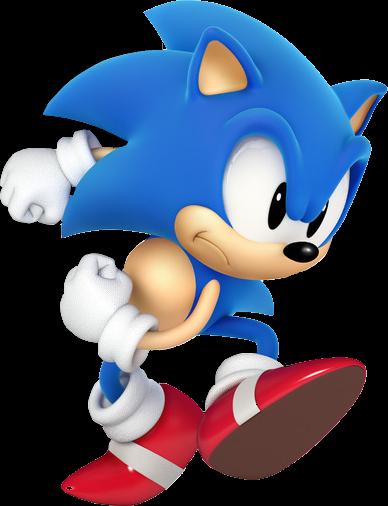 Classic Sonic in 3D!!!!