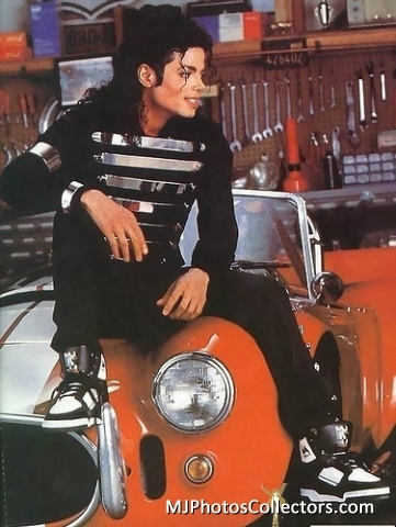 Cool Michael Jackson [= <3