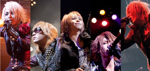 D-OUT,Screw,SuG,ViViD,BORN