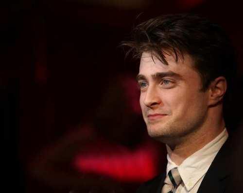 Dan Radcliffe- drama schreibtisch awards