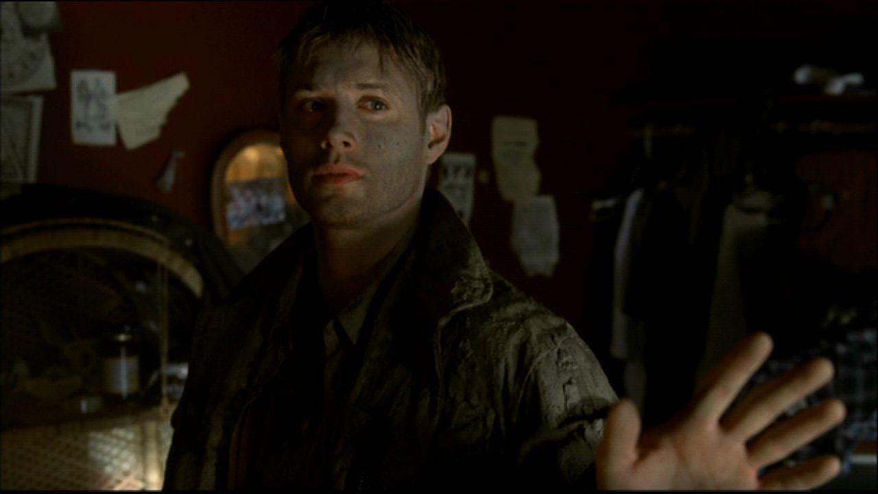 Dean Winchester season 1 screencaps