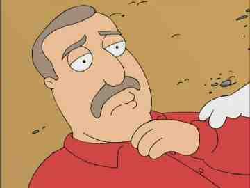 Dean in Family Guy