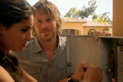 NCIS: Los Angeles wallpaper entitled Deeks and Kensi