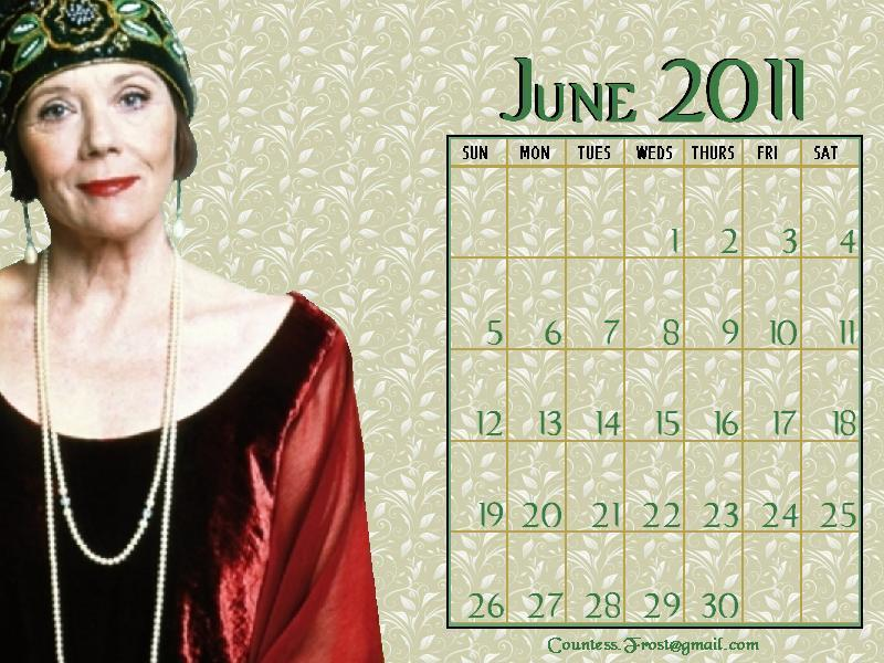 june 2011 calendar wallpaper. Diana - June 2011 (calendar)