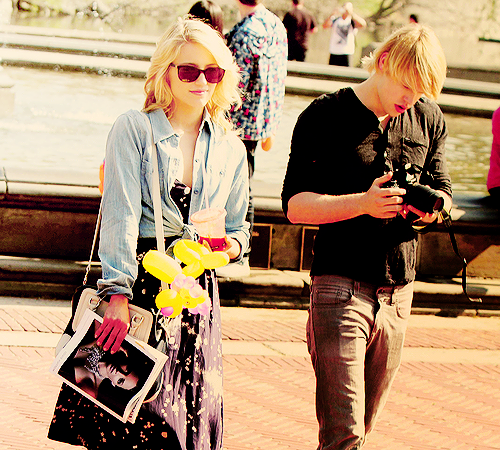 Dianna&Chord in NYC