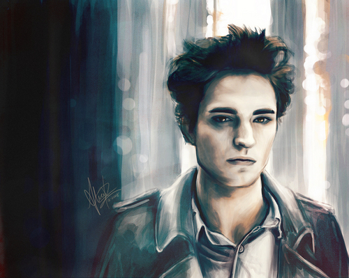 Edward {Fan Art}