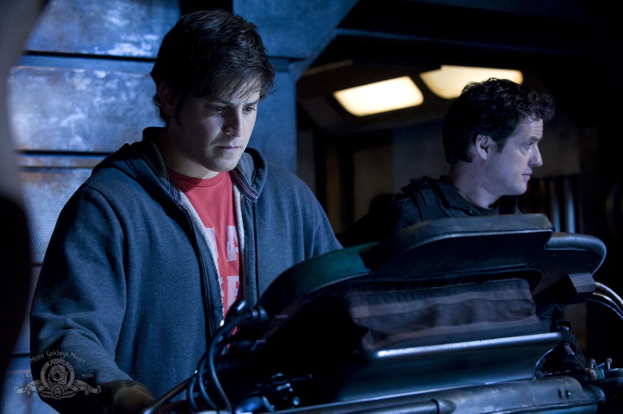 Stargate Universe - Asylum for Nerds