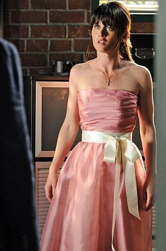 The Mentalist wallpaper with a gown called Episode 3.23/3.24 - Strawberries and Cream - Promo Photos