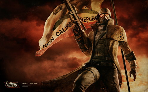 Fallout New Vegas Wallaper 3