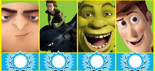 favorito! Animated Movie
