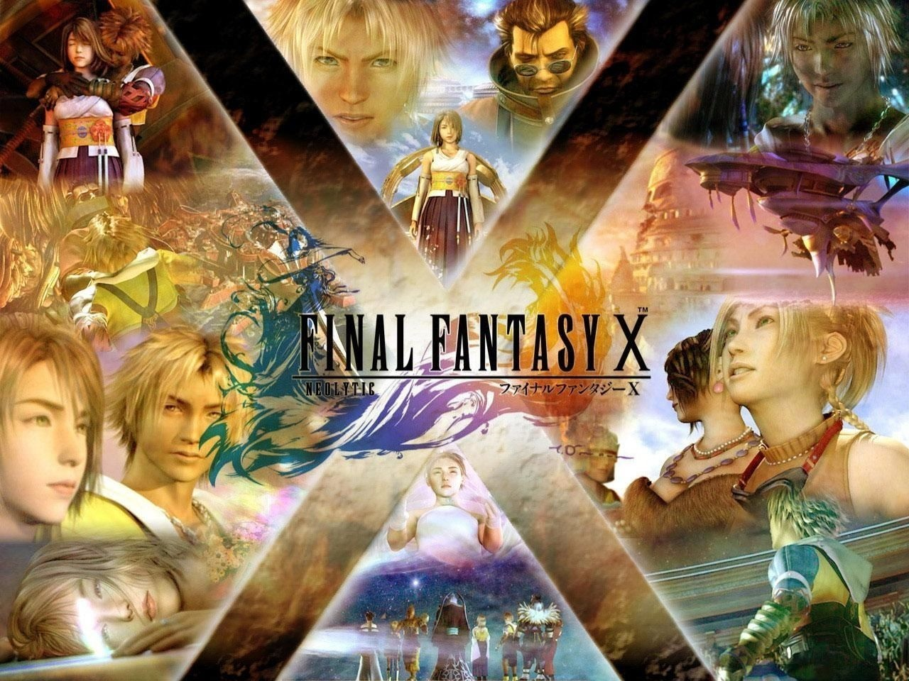 Final Fantasy X - Photo Colection