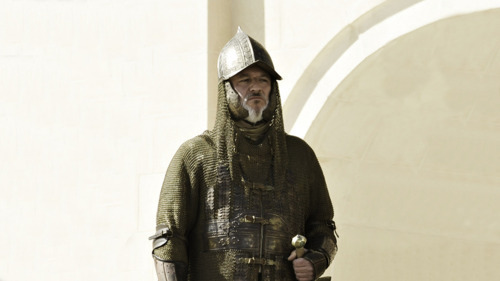 Game of Thrones wallpaper probably with a surcoat called Janos Slynt