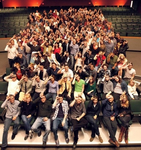 Glee Cast and Crew