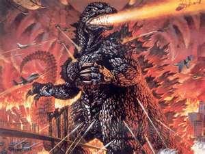Godzilla 2000.