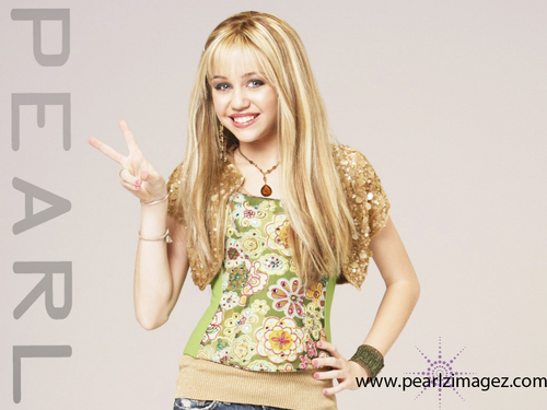 Hannah Montana wallpaper possibly containing a cocktail dress called HMF [HRQs] by pearl !!