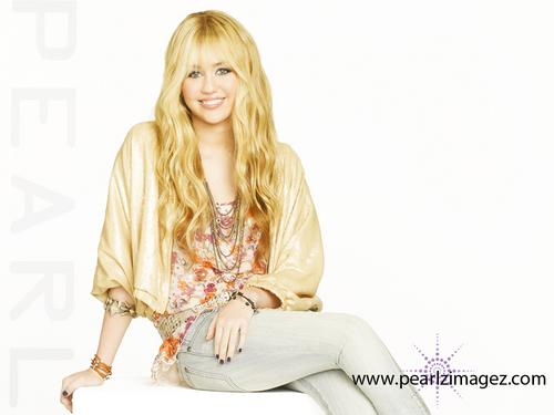 Hannah Montana Forever HRQ Обои !!