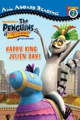 Happy King Julien siku