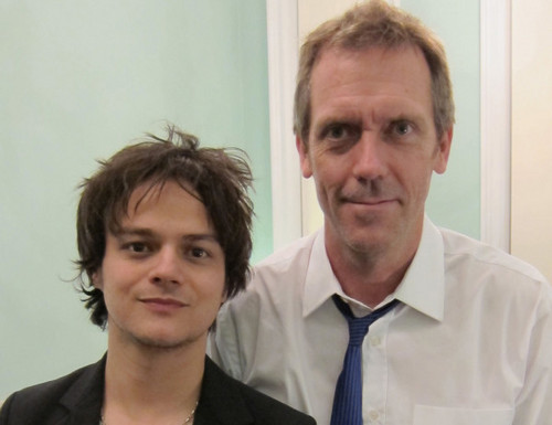 Hugh Laurie +Jamie Cullum -BBC Radio 2 May 3, 2011