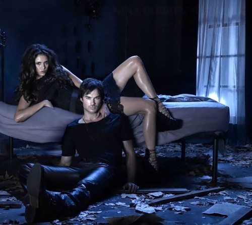 Ian/Nina ღ Old Photoshoot