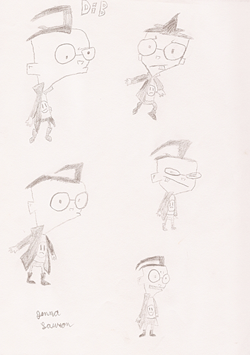 Dib drawings