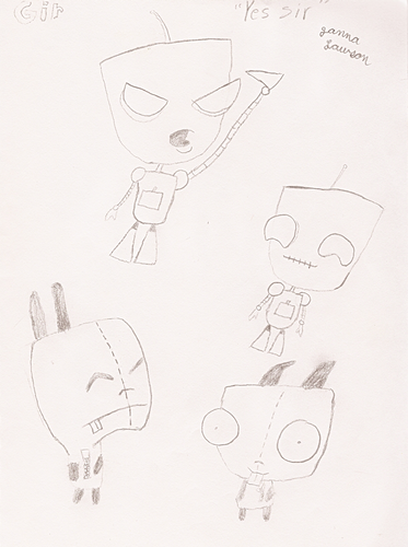 GIR drawings