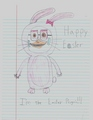 Easter Penguin - jazzy-the-penguin photo