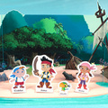 Jake and the Never Land Pirates Playset Pieces