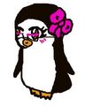 Jazzy being all cute like - jazzy-the-penguin fan art