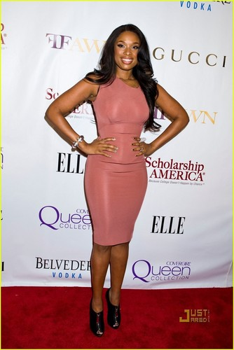 Jennifer Hudson: Mary J. Blige Honors Concert!