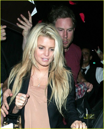 Jessica Simpson: I Haven't Picked Out My Wedding Dress Yet!