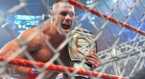 John Cena VS The Miz Vs JoMo WWE Extreme Rules 2011