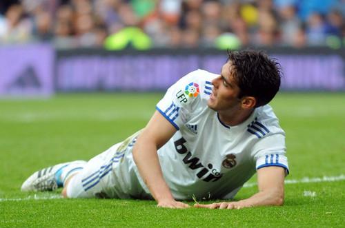 Kaka (Real Madrid - Zaragoza)