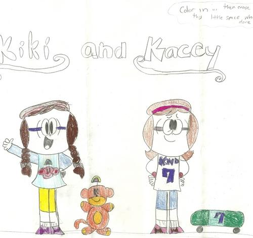 Kiki Drawings