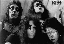 Kiss early 1970's