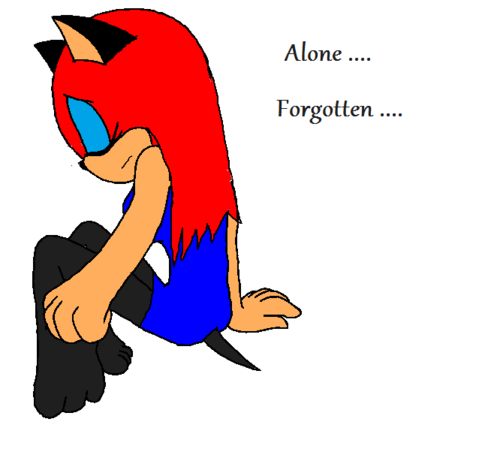 Krisha the hedgie - Alone and Forgotten