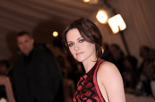 Kristen Attends The 2011 Met Gala In NYC