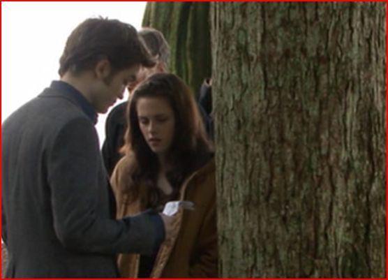 Kristen- Behind the Scenes ( New Moon )