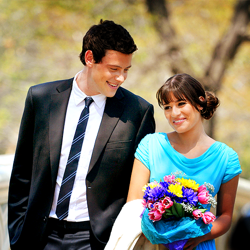 Lea&Cory in NYC  - lea-michele-and-cory-monteith Photo