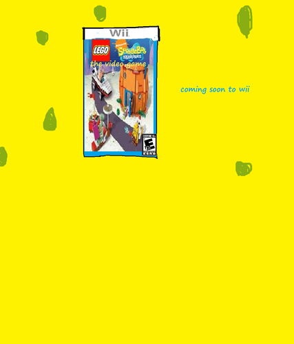 Lego SpongeBob Squarepants wallpaper probably containing anime entitled Lego SpongeBob The Video Game