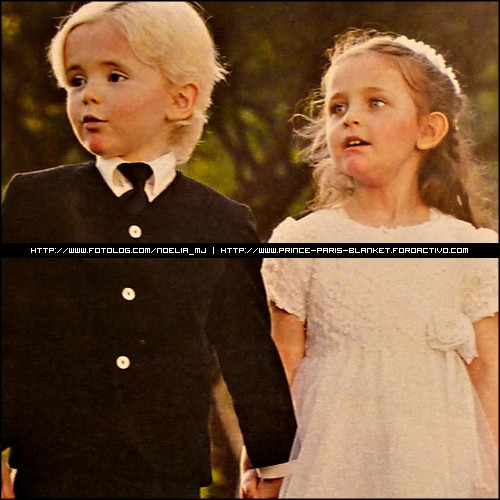 Little Prince and Paris