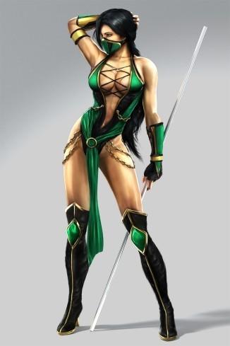 MK 9 Jade