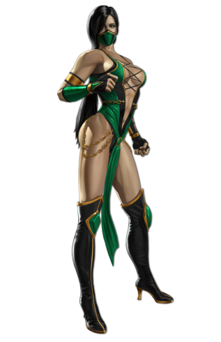 The Ladies Of Mortal Kombat Images Mk 9 Jade Wallpaper And