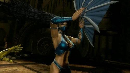 MK 9 Kitana